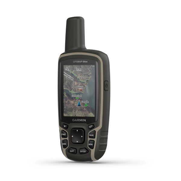 Garmin GPSMAP 64sx vom Fitness-/Navi-Fachhändler 010-02258-11